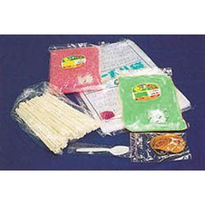 綿菓子100食セット(ピンク・グリーン)
